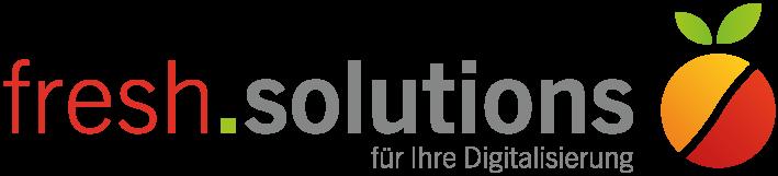 fresh.solutions – Für Ihre Digitalisierung